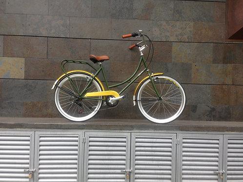 Bicicleta clásica