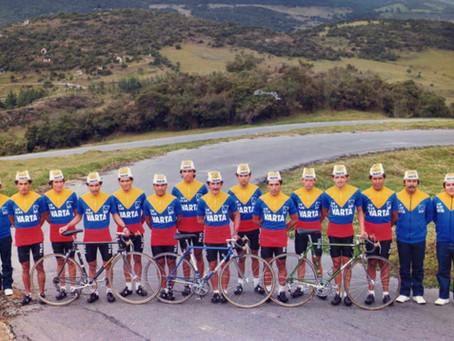La pesadilla del Tour de 1.983 para los escarbajos Colombianos