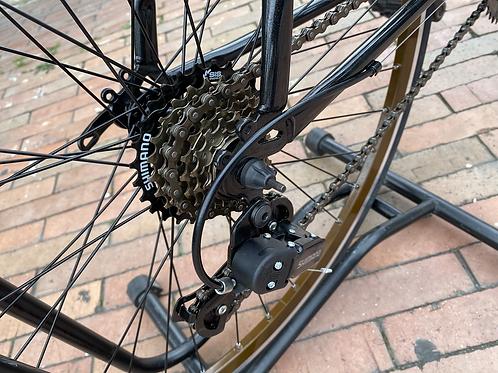 Bicicleta urbana a la medida