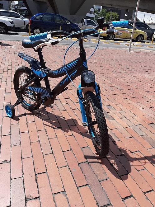 Bicleta Infantil GW Moto rin 16