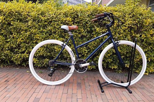 Bicicleta Fixed urbana oficina