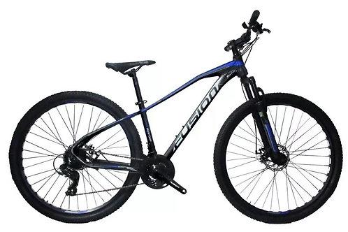 Bicicleta rin 29 Freno de disco, suspensión con bloqueo