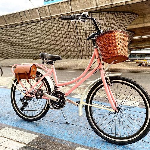 Bicicleta clásica rin 24