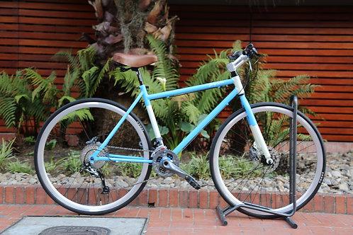 Biciclera Fixed con Grupo Alivio