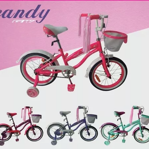 Bicicleta Candy rin 12