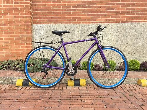 Bicicleta tipo Fixed con cambios