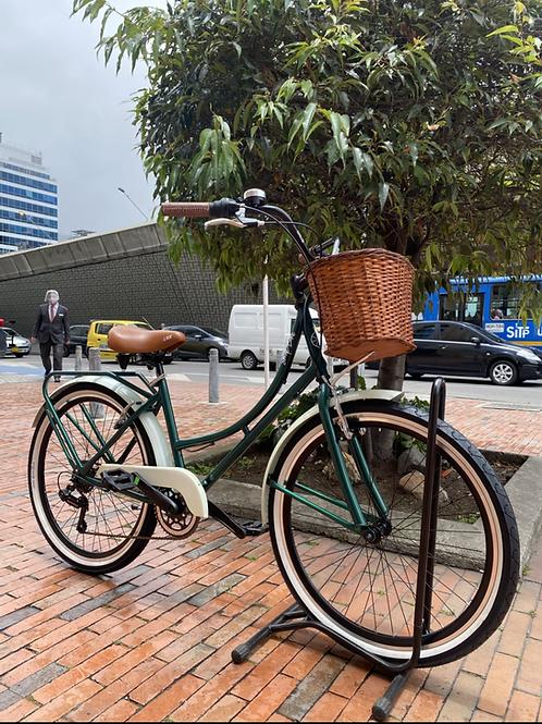 Bicicleta Fixed con cambios