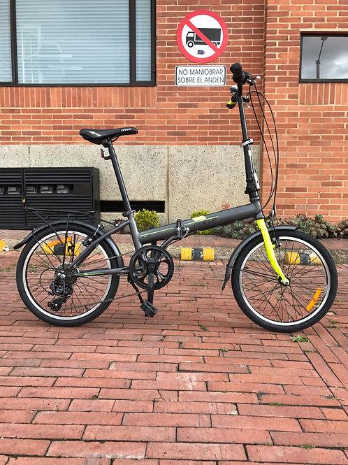 Bicicleta plegable GW COPENHAGUE