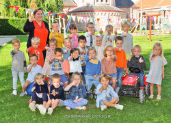 K2 - mailing ouders