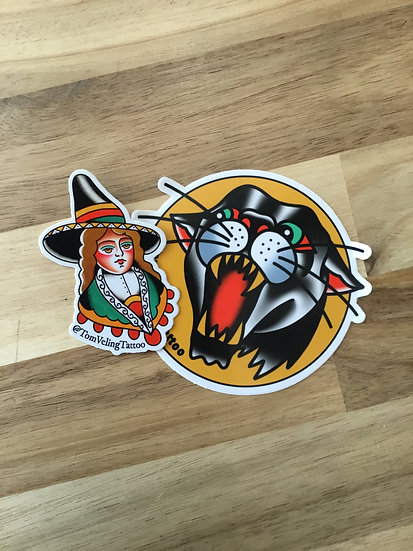 Sticker Pair