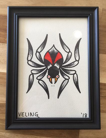 Spider Original Painting