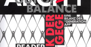 Out of Balance Issue Published