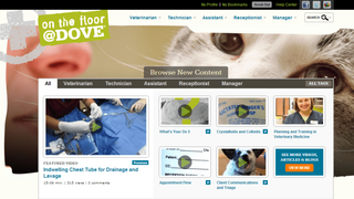 Techy Staff Training: An Exclusive Look at On the Floor @Dove