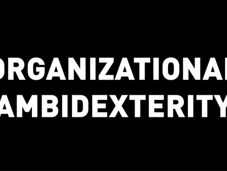 Making Sense of Ambidexterity