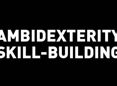 Ambidexterity Skill-Building