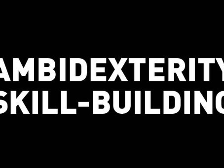 Ambidexterity Skill-Building