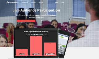 Poll Everywhere: Spice Up Your Presentations