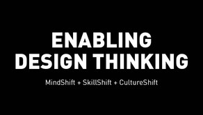 Enabling Design Thinking