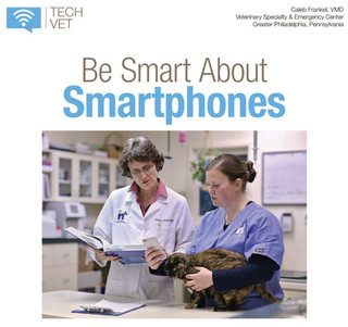 Why Every Veterinary Hospital Should Allow Smartphone Use