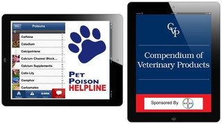 Vet Appidemic: Pet Poison Helpline and Compendium of Vet Products