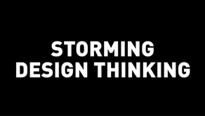 Storming Design Thinking