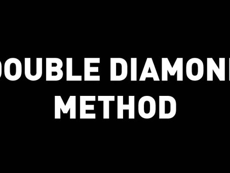 Double Diamond Method