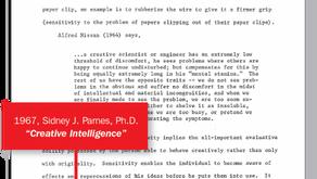 "MAKING SENSE OF: ""Creative Intelligence"""