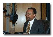 Henry Louis Gates, Jr. at the Mic
