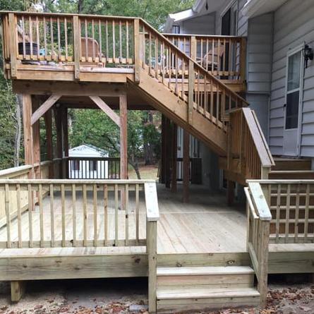 Deck Builds