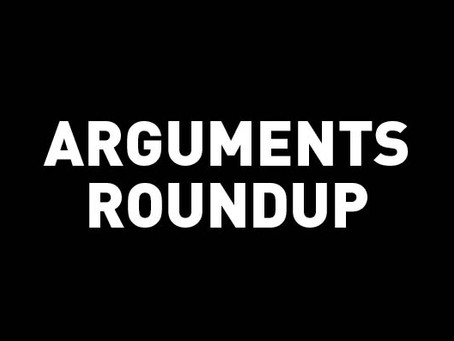 DesignThinking Arguments Roundup