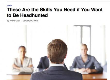 High Demand Work Skills