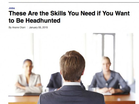 High Demand Work Skills