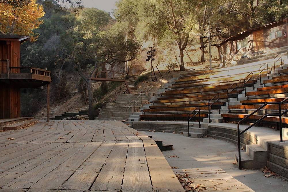 Take in a play at Will Geer's Theatricum Botanicum