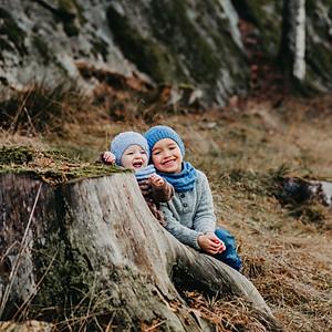Nina Bråten- Barn/familie