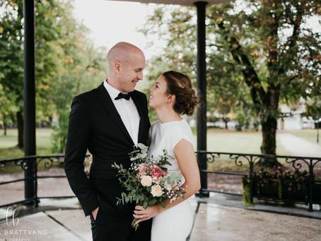 Bryllup i stormen