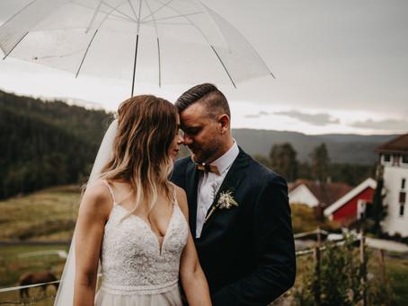 Hannah og Jan Terje//Røyland gård