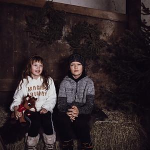 Paula Halvorsen // Julefoto