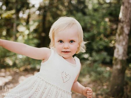 Barnefotografering // Et hyggelig gjensyn!