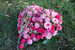 Cœur en fleurs