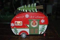 la roulotte du Père Noel