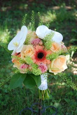 Bouquet de mariée, Kara fleurs