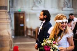 Bouquet de mariée,