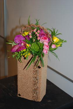 Sac bijoux, cours d'art floral