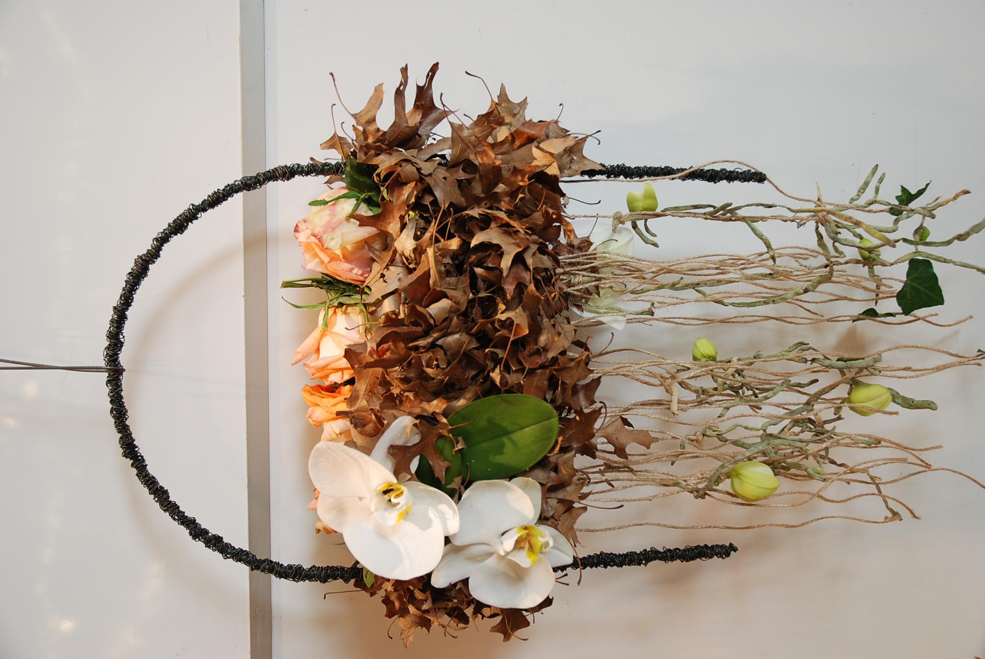 bouquet de mariée, sac à main