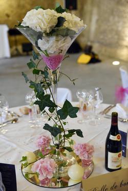 vase maritini pour décoration de tab