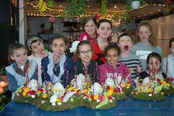 cours d'art floral enfants