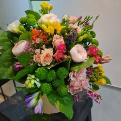 Le bouquet pardumé de saison !!