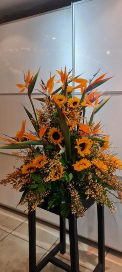 Compositon florale