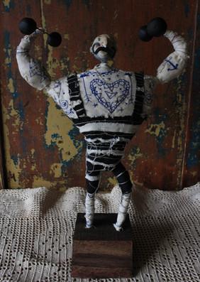 Sergei! The Strongest Man Alive!
