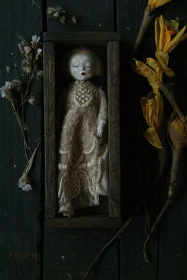 The Foundling Infant Sarah